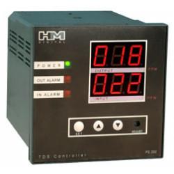 Солемер монитор контроллер качества воды двухдисплейный PS-202
