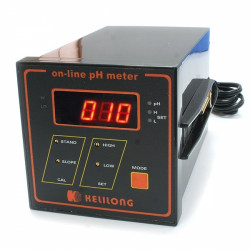pH-метр монитор-контроллер промышленный PH-018