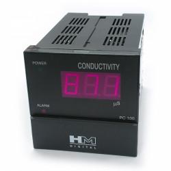 Кондуктометр, монитор-контроллер качества воды PC-100