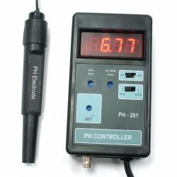 pH-метр монитор-контроллер воды в быту и промышленности PH-201