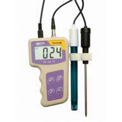 Прибор лабораторный высокоточный компактный для измерения pH, ОВП и температуры PH-013M