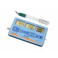 Мультимонитор: pH метр, кондуктометр, солемер, ОВП метр, термометр PHT-027