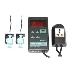 Контроллер уровня воды с датчиком температуры HL-233