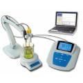 pH-метр / ОВП метр с магнитной мешалкой профессиональный лабораторный Sanxin PHS-3D-03