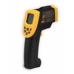 Инфракрасный термометр AR400 - диапазон от -50 °C до +500 °C.