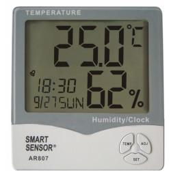 Термометр-влагомер метео-станция AR807