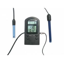 Мультимонитор pH, EC, температуры воды и влажности воздуха PH-02636