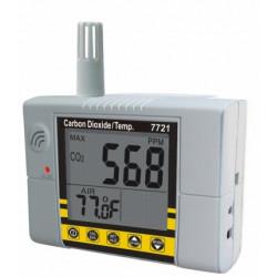 Анализатор CO2 и температуры воздуха AZ7721