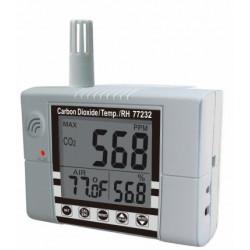 Газоанализатор CO2, влажности, температуры воздуха высокоточный с USB выходом AZ77232