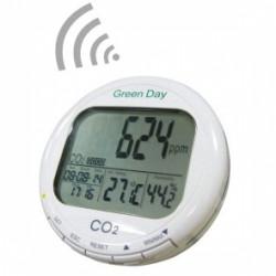 Анализатор CO2, влажности, температуры воздуха настольный AZ7788