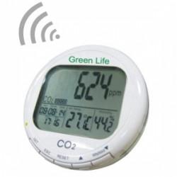 Газоанализатор, анализатор CO2, влажности, температуры настольный AZ7787