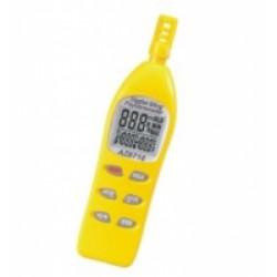 Измеритель влажности, температуры, точки росы воздуха портативный AZ8716