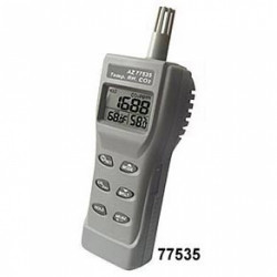 Анализатор CO2, влажности, точки росы с USB выходом AZ77535