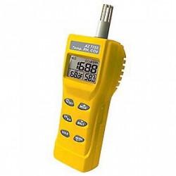 Анализатор CO2, влажности, точки росы карманный с USB AZ7755