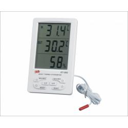 Термометр-влагомер, метеостанция Cheerman KT905