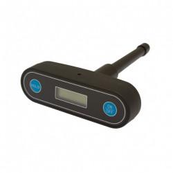 pH метр со сменным электродом для измерения pH жидкостей в пробирках PH-98102