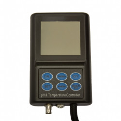 pH метр, монитор-контроллер pH и температуры PH-221
