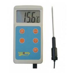 Цифровой термометр со щупом KL-9866