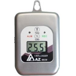Автоматический регистратор температуры и влажности AZ8829