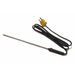 Термопара K-типа для термометра или пирометра со щупом 15см