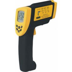 Инфракрасный термометр с диапазоном измерений от -50 °C до  +1150 °C AR872D