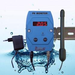 pH-метр с защитой от влаги PH-025N