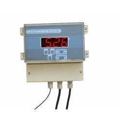 рН контроллер промышленный влагозащищенный PH-201W