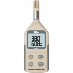 Цифровой измеритель влажности воздуха и температуры AR837