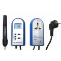 pH метр монитор-контроллер активности ионов водорода в воде PH-211