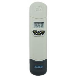 Влагозащищенный портативный pH метр AZ8682