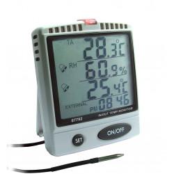 Настольный монитор температуры и влажности воздуха AZ87792