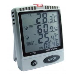 Настольный монитор температуры и влажности воздуха AZ87796