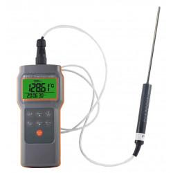 Влагозащищенный контактный термометр AZ8822