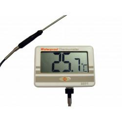 Влагозащищенный температурный монитор с длинным щупом AZ8891