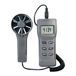 Термоанемометр, гигрометр AZ8912