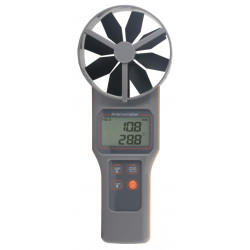 Термоанемометр, гигрометр, измеритель CO2 AZ8919