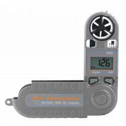 Складной термоанемометр, гигрометр с компасом AZ8996