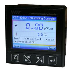 Кондуктометр контроллер с цветным мультидисплеем CCT-8301A