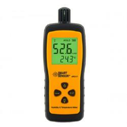 Портативный термогигрометр AR217
