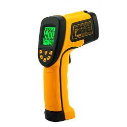 Инфракрасный термометр - диапазон -50°C-600°C Smart Sensor AS842A