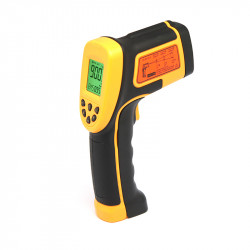 Инфракрасный термометр - диапазон -50°C-900°C AS862A