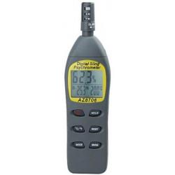 Портативный термогигрометр AZ8706