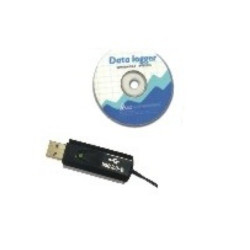 USB кабель с ПО AZUSBAZM для даталоггеров AZ