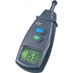 Контактный тахометр DT6235B