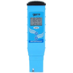 Влагозащищенный pH метр c термометром PH-097