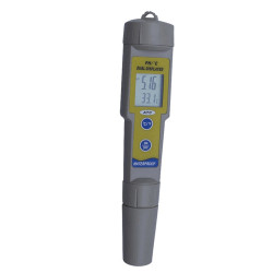 Влагозащищенный pH метр и термометр PH-035