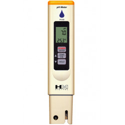 pH метр для измерения pH и температуры воды PH-80