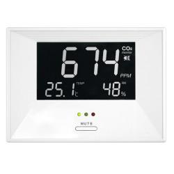 Газоанализатор, настольный монитор углекислого газа, температуры и влажности ZyTemp ZG1683R