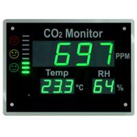 Настенный монитор углекислого газа ZGkb301